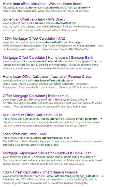 0-Home-Loan-Offset-Calculators