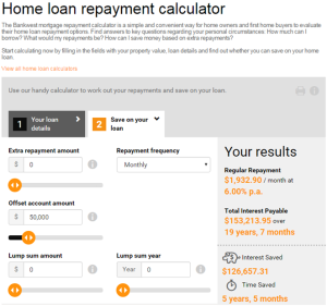 Bankwest-Home-Loan-Offset-Calculator